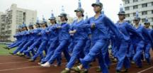 Çinli Kadın askerlerin büyük sınavı!