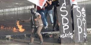 Gezi'de molotof atan SDP üyesi Suriye'de mayına basıp öldü