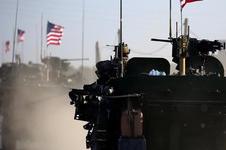 ABD'nin YPG'ye vereceği silahlar Suriye'de