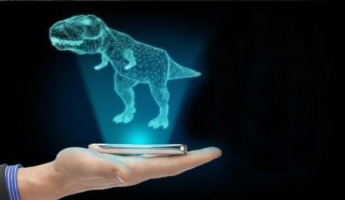 Akıllı Telefon ile 3 Boyutlu Hologram Yapımı
