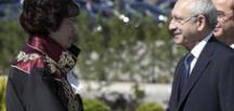 CHP liderini yüzüne karşı eleştirdi