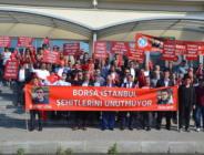 İstanbul'daki FETÖ ana davasına akın ettiler