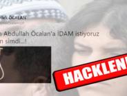 Dilek Öcalan'nın Twitter hesabı hacklendi