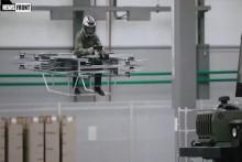 Silah şirketi Kalaşnikof'tan insanlı drone!