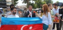 Karabağ Türkleri Derneğin'den Basın Açıklaması