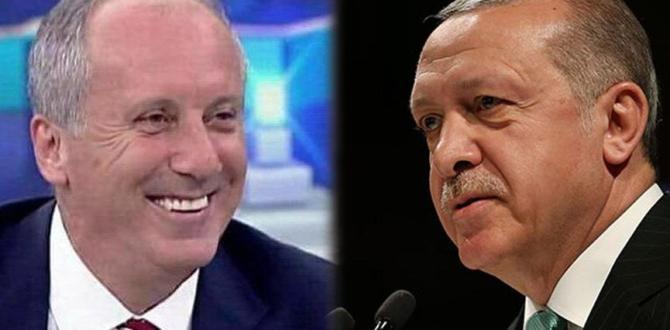 Erdoğan mı İnce mi, ? İşte reyting sonuçları