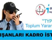 TYP Çalışanları'da Kadro İstiyor