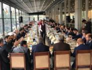 Doğu ve Güneydoğulu Kanaat Önderleri Cumhur İttifakı'na Destek için İstanbul'da Bir Araya Geldi