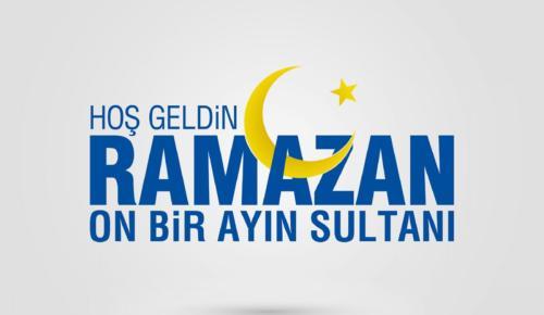En Güzel Ramazan-ı Şerif Tebrik Fotoğrafları